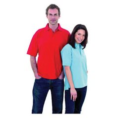 Heavyweight Polo Shirt