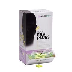 NOISEBETA Foam Ear Plugs (pack of 200)