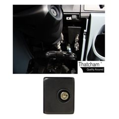 OBD Port Protector - Key Operated