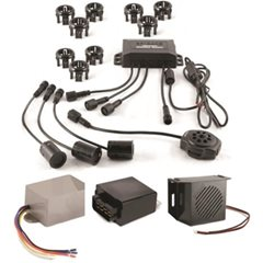 Cornerscan® Sensor Kit – Including Speed Switch,Turn Indicator & Turn Left Alarm