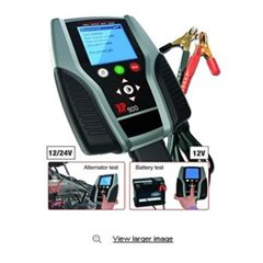 12v Battery Tester with Detachable Printer
