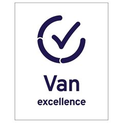 Van Excellence External Sticker