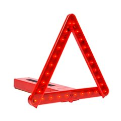 BriteAngle LED Emergency Warning Triangle