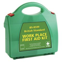 Workplace First Aid Kit Small - BS-8599