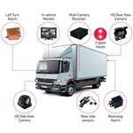 FORS Camera & Sensor Package over 7.5T Rigid
