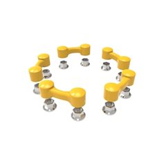 Safewheel Twin - 10 Stud