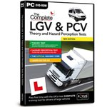 The Complete LGV & PCV Theory and Hazard Perception Tests DVD Rom