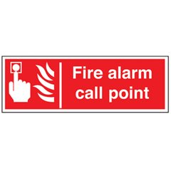 Fire Alarm Sign Fi2R