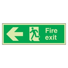 Fire Exit Sign PH2