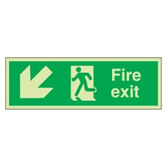 Fire Exit Sign PH7