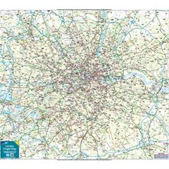 London Freight Map