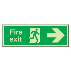 Fire Exit Sign PH1