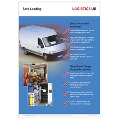 Safe Loading of Vans Poster