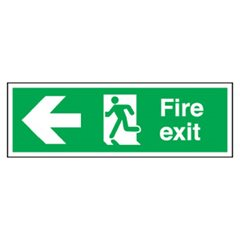 Fire exit sign SA3S