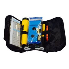 Driver Accident Kit with torch