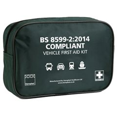 Vehicle First Aid Kit - BS8599-2:2014 Large (1-16 Persons)