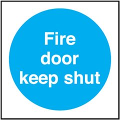 Fire Door sign MA147S