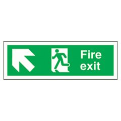 Fire Exit Sign (SA15R)