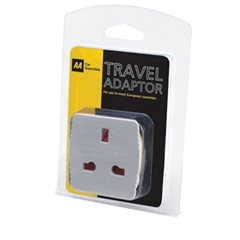 Euro Travel Plug Adaptor