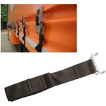 Curtainsider CargoStrap with Closed Rave Hook