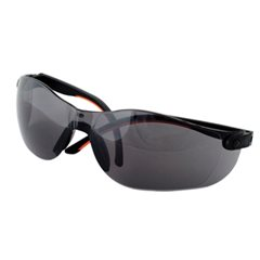 Tinted Grey Safety Glasses - PP2203