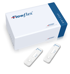 Flowflex COV-2 Antigen Rapid Test Kit - Box of 25