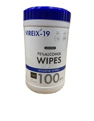 Disinfectant Hand Wipes - Pack 100