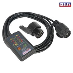 TST22 Towing Socket Tester 13-Pin 12v - DVSA Approved