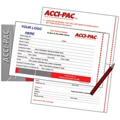 Acci-pac Personalised