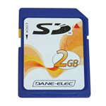 SD Memory Card - 2GB