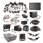 Brigade Electronics FORS Silver Kit (4 Camera - Recordable)