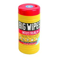 Industrial + Big Hand Wipes