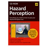 Official DVSA Hazard Perception CD ROM