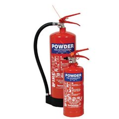 Fire Extinguishers<br>6kg dry Powder