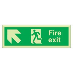 Fire Exit Sign PH8