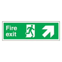 Fire Exit Sign SA9R