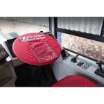Stretchy Steering Wheel Safety Cover 46cm-52cm