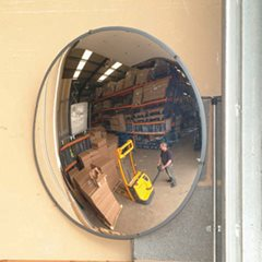 450mm Int Polycarbon Mirror