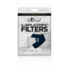 AB Mask Filters - Pack 5