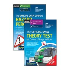 The Official DVSA Theory Test for Drivers of Large Vehicles Pack