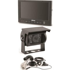 "7"" Camera Monitor System for Articulated Vehicles"