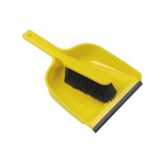 Contract Dustpan and Brush Soft