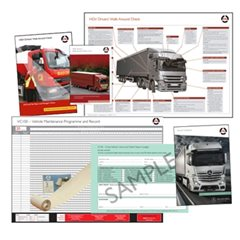 Vehicle Maintenance Digital - Compliance Pack