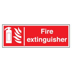 Fire Equipment sign Fi0S