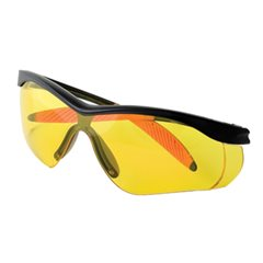 Safety Glasses Amber Tinted - PP2204