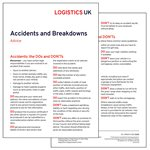 Accident and Breakdown Drivers' Card
