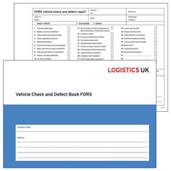 Vehicle Check and Defect Book FORS