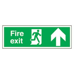 Fire exit sign SA11S