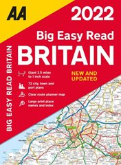 Easy Read Britain Atlas